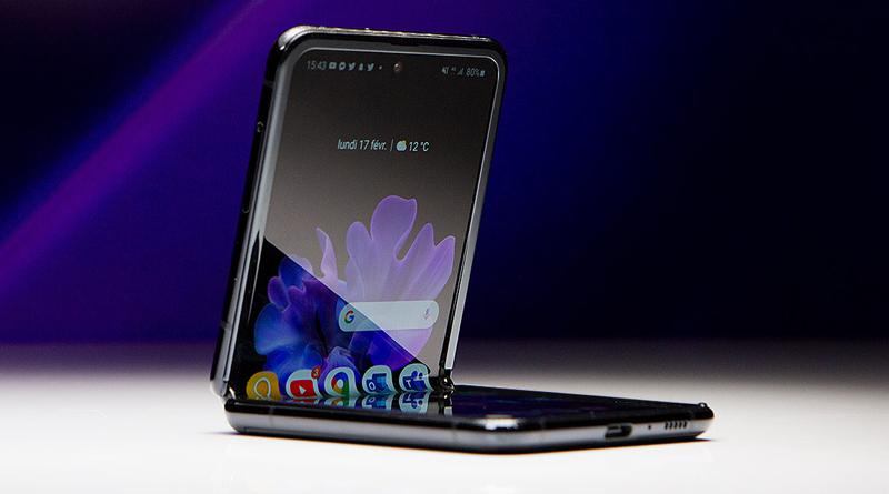 Test du Samsung Galaxy Z Flip : le retour réussi du téléphone à clapet