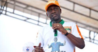 Législatives à Agboville : Toutes les ethnies présentes à Agboville, sacrent Bictogo député avant terme