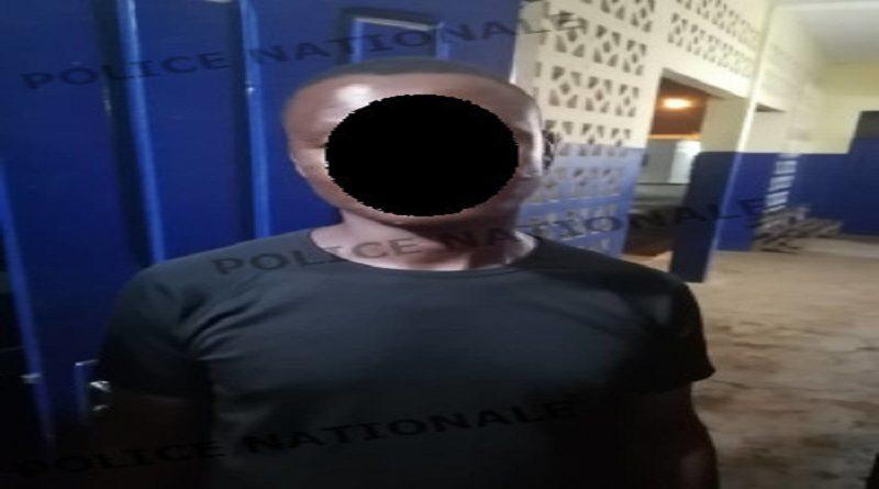 interpellation d'un ex-militaire en possession d'une Kalachnikov