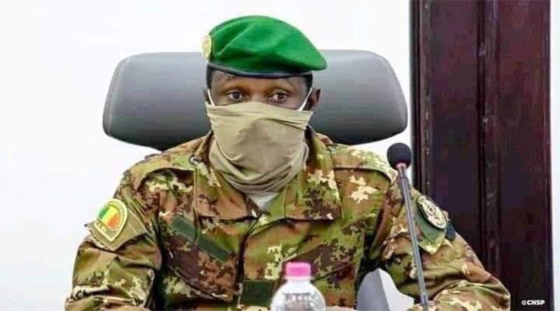 Coup d'Etat au Mali: le colonel Assimi Goïta explique les faits