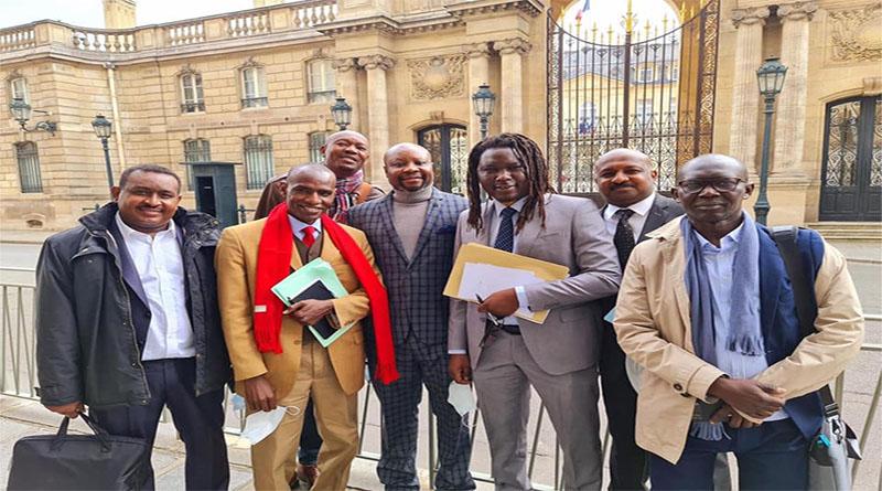 Tchad : la diaspora envoie un document à Emmanuel Macron lui demandant le soutien de la France