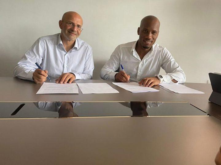 Partenariat entre la Fondation Didier Drogba et 01Talent Africa en faveur des nouveaux talents digitaux africains