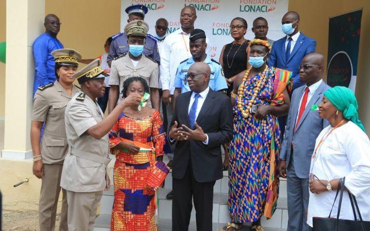 Aboisso/la Fondation Lonaci offre une résidence au Sous-Préfet