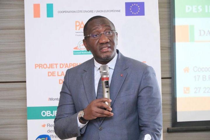 Financement du commerce extérieur/Souleymane Diarrassouba interpelle les banques
