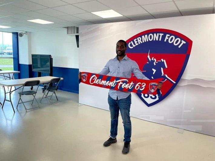 Ligue 1 française/Fae Ermese pose ses valises à Clermont Foot 63