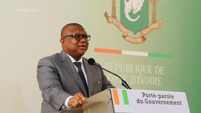 Budget 2022/ Le gouvernement adopte un projet de 9901,1 milliards CFA