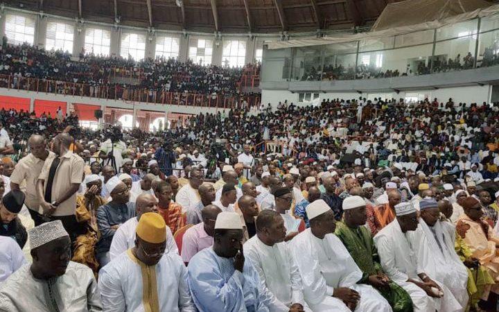 Célébration du Maoulid 2021/Les musulmans ont prié pour la paix et la stabilité